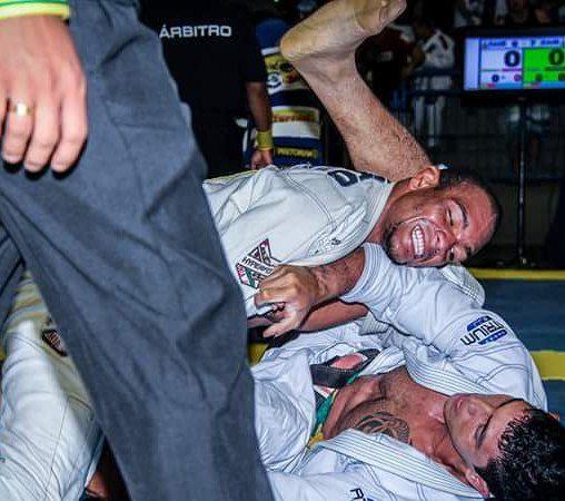Pedrinho Moura domina absoluto no Sul-Brasileiro de Jiu-Jitsu