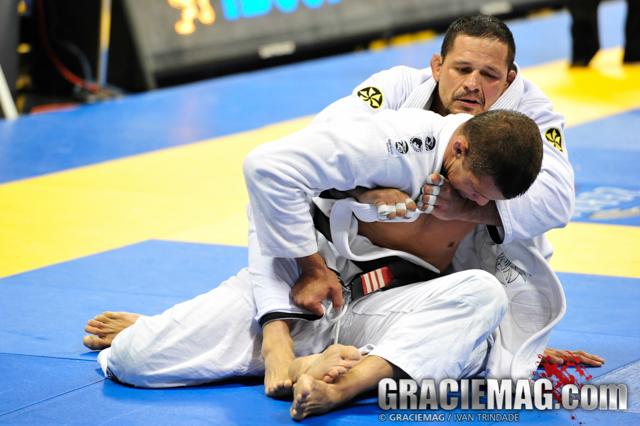 Saulo Ribeiro at the 2013 Worlds Masters