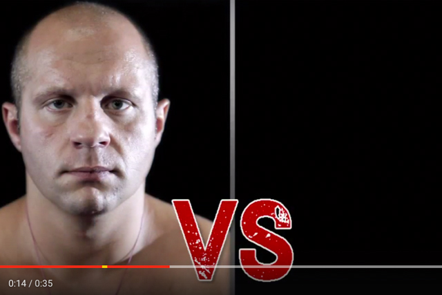 Rumor has it that Fedor is talking to the UFC. Who do you think he should fight first?