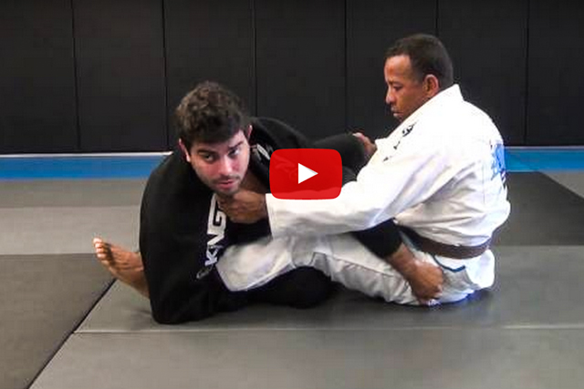 Legs too short for the berimbolo? Here's a way to get to the opponent's back