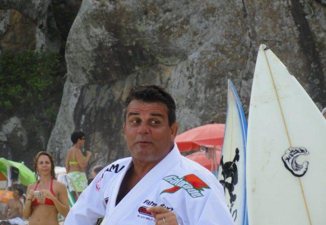 Sergio Malibu tem um recado para você que se acha velho demais para o Jiu-Jitsu