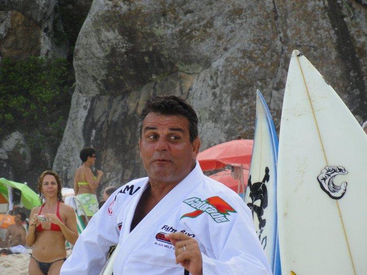 Sergio Malibu em foto de divulgacao
