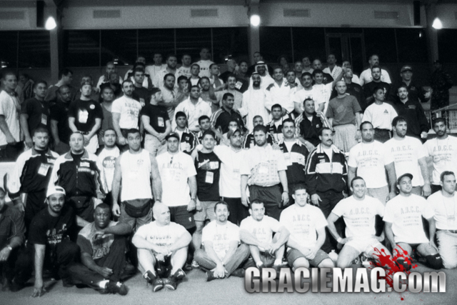 1998 ADCC competitiors