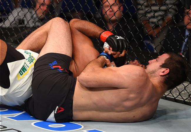 UFC: o golpe de Jiu-Jitsu do ucraniano que finalizou Marcos Pezão