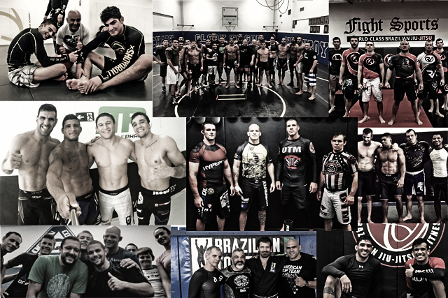 2015 ADCC: athletes put final touches on preparation for two days of war in São Paulo