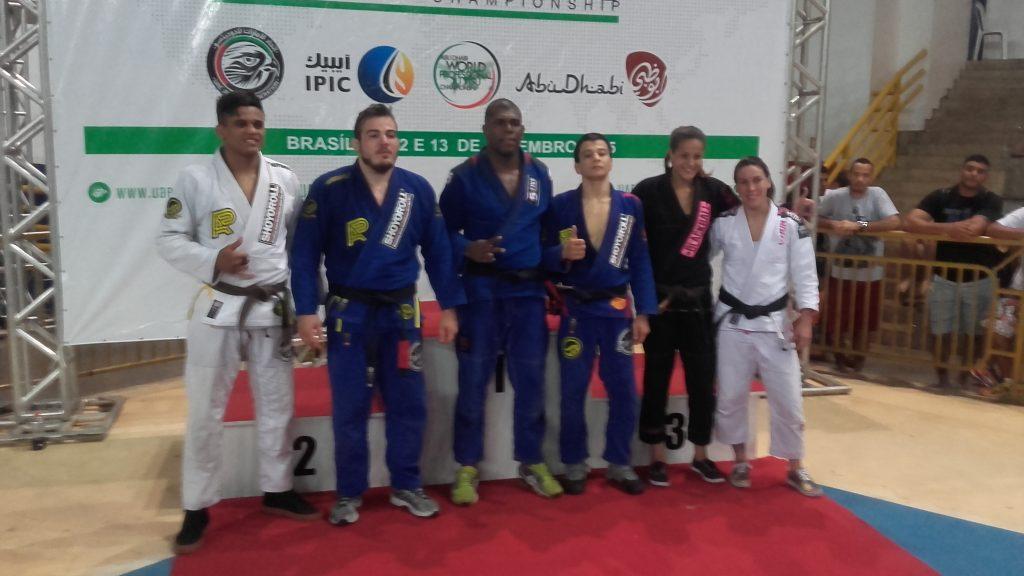 Os campeões absolutos do Brazil National Pro. Foto: Diogo Santarém