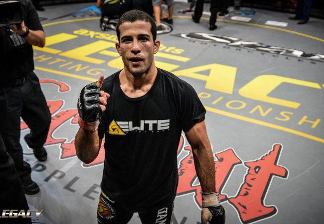 Após o bronze no ADCC, Augusto Tanquinho volta a lutar MMA no Arizona
