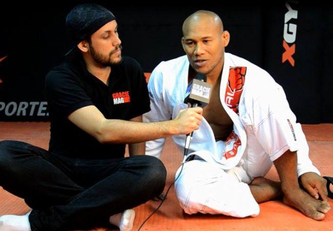 Entrevista com Ronaldo Jacare do UFC Foto Arquivos GRACIEMAG