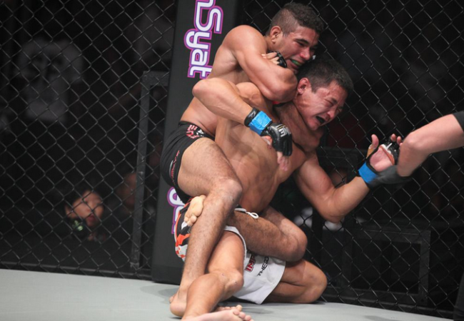One FC: o mata-leão fulminante de Herbert Burns