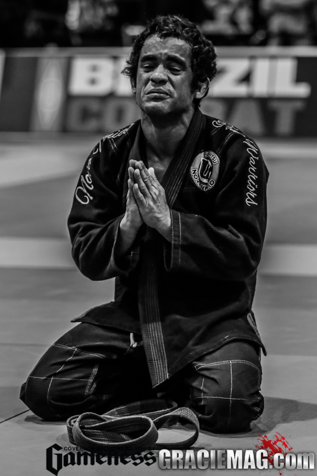 4. It's so awesome to be able to witness he last moments of great fighters as they retire, like Bernardo Pitel did this year.