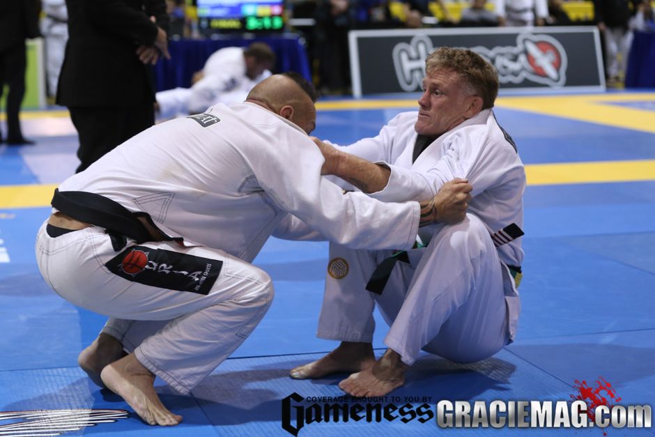 8. You get to meet people like Chris Haueter, one of the first American black belts ever. He started training in 1988, at Rorion Gracie's garage.