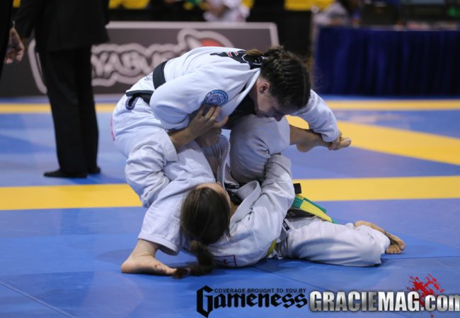 New black belt Sarah Black making waves on the female competition scene