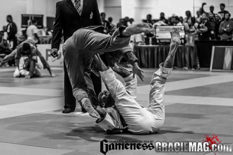 10. In the end, we leave you with Megaton, the only athlete taht competed in all World Championships (Adult and Masters) as a black belt. Do like him and love the art above all.
