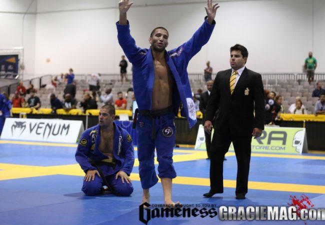 Mundial Master de Jiu-Jitsu: Tarcísio Jardim e Formiga na final do absoluto