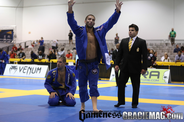 2015 Worlds Master: black belt open class finals set, other results after day 1