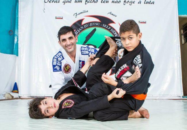 Jiu-Jitsu de graça para crianças e adolescentes estudantes, no Rio