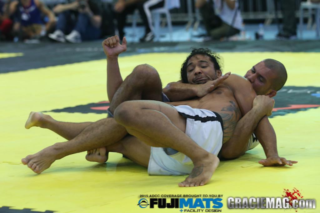 Rodolfo Vieira x Bendo no ADCC 2015 por Ivan Trindade
