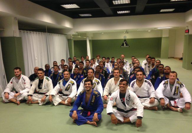 Aprenda um ataque suave e letal com Cobrinha, em seminário na Alliance Rio