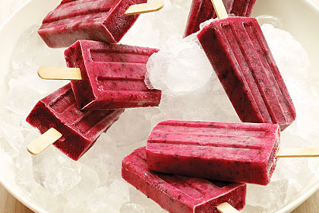 Gracie Diet: 6 refreshing and light fruit pops for hot weather