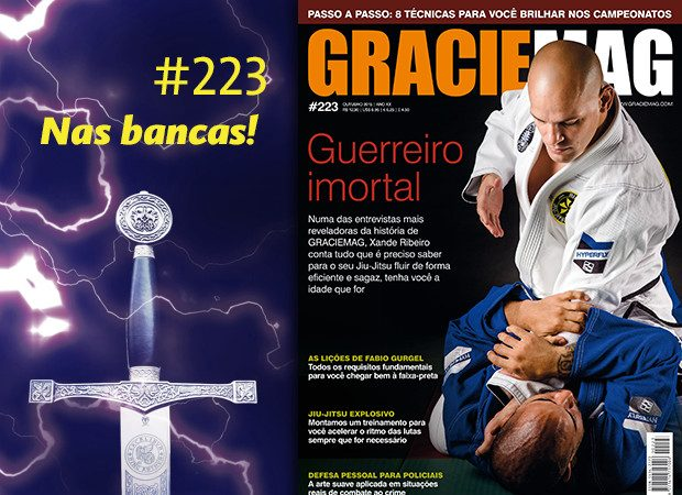 Os segredos de Xande Ribeiro para você deixar o seu Jiu-Jitsu fluir