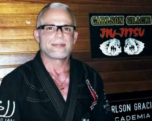 "Professor Marcelo Saporito aguarda cirurgia: ""Em breve estarei ensinando Jiu-Jitsu de novo"""