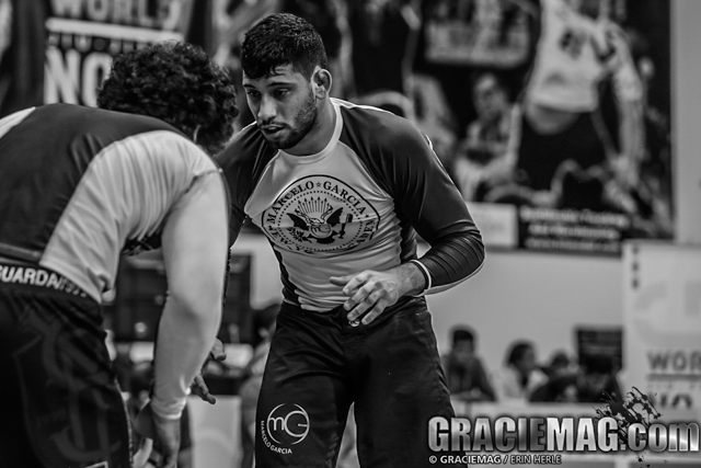 Breakdown: Matheus Diniz teaches surprise wrist lock he used to win at the Pan No-Gi