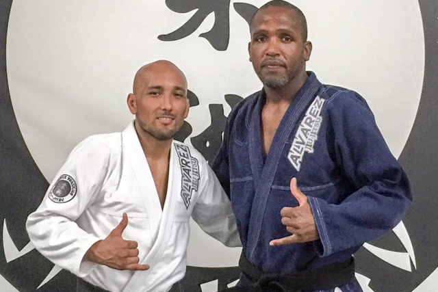 Alvarez BJJ has round of promotions including new black belts after Dallas Open