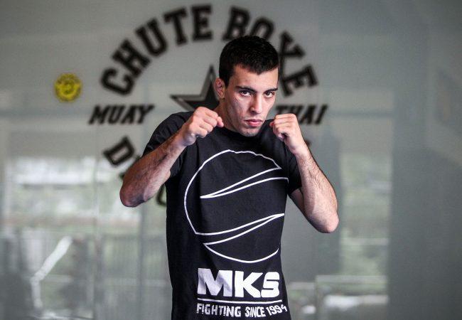 Thomas Almeida intensifica treinos de wrestling para vencer no UFC