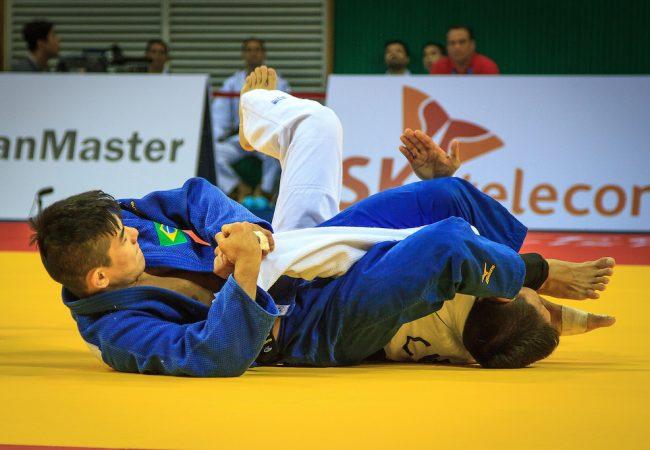 Judô: Brasil vence ouro duplo nos Jogos Mundiais Militares