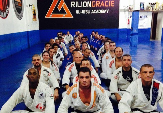 Eduardo Milioli e seu time em Criciuma novo GMI