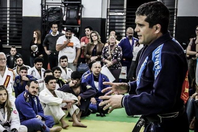 Marco Barbosa ensina JJ em Sao Paulo Foto Divulgacao