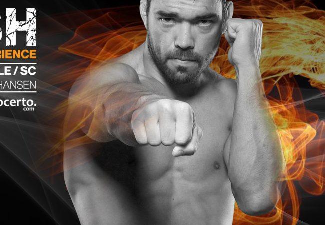 Aprenda o melhor do MMA com Lyoto Machida, em Joinville