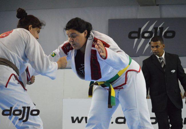 Jaime Canuto e Tayane Porfirio vencem mais uma, no Dojjo Confere 7