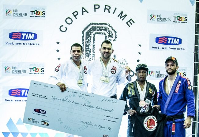 Penúltima etapa do circuito gaúcho de Jiu-Jitsu manda seis atletas ao Pan da IBJJF