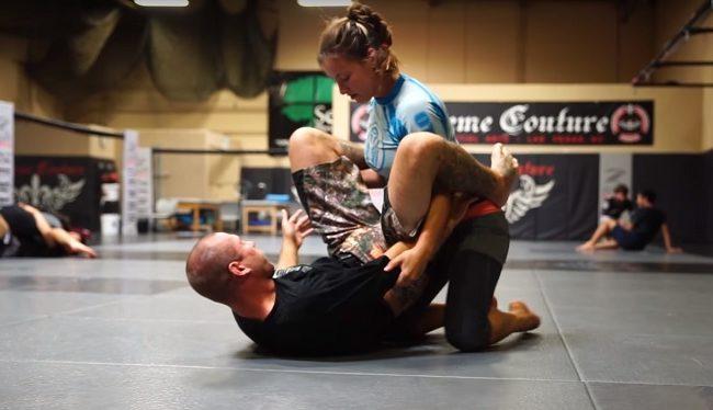 Vídeo: O treininho de Jiu-Jitsu de Miesha Tate e Cerrone de olho no UFC