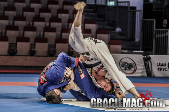 Buchecha vs. Keenan at the 2014 WPJJC