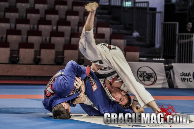 Buchecha vs. Keenan at the 2014 WPJJC