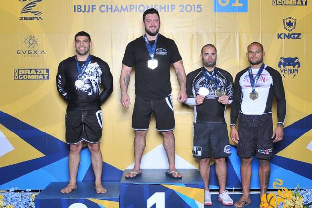 2015 Worlds No-Gi: DeBlass, Telles, Scherner, Martinez, Estrada, Kamphuis reign at Master division
