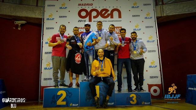 Madrid Open: Reis, Zoeller win open class division; other results