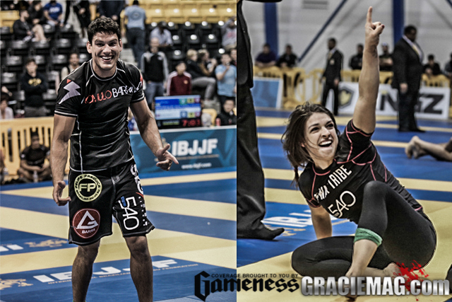 2015 Worlds No-Gi: Pena, Mackenzie crowned open class champions; other results