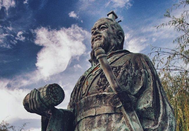 Evite o vinho da cólera e outras lições: a arte da guerra para lutadores