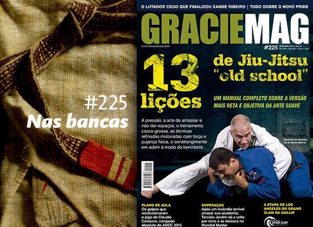 """GM #225 – 13 lições de Jiu-Jitsu """"old school"""""""