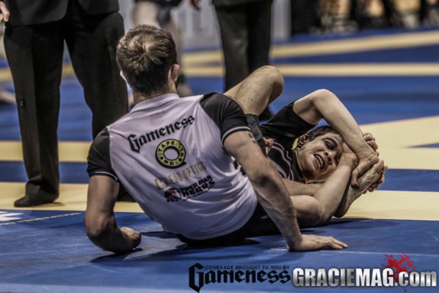 Big names confirmed for this weekend's No-Gi Worlds in California