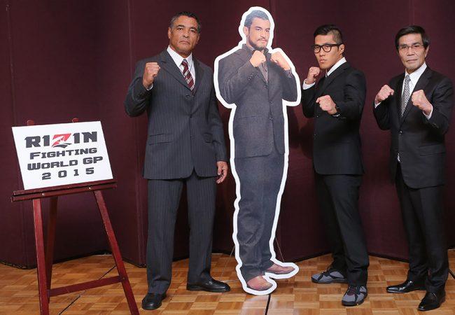 Rizin Fighting: Kron Gracie encara astro do wrestling no réveillon japonês