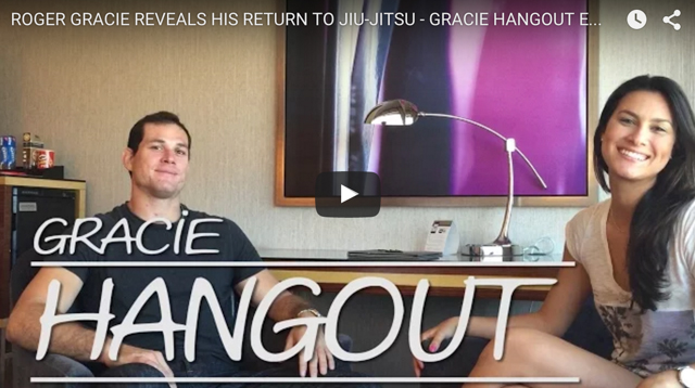"Roger Gracie: ""My next fight will be on MMA, but I want to compete in BJJ again."""