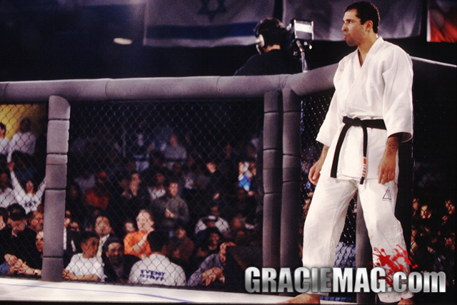 Where were you when Royce shocked the world at UFC 1?