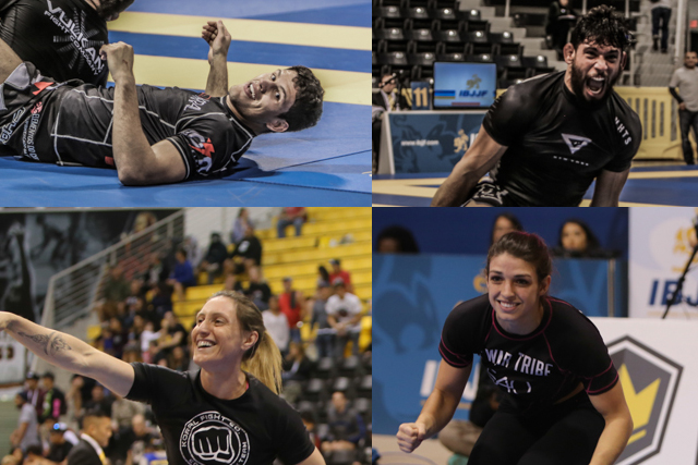 2015 Worlds No-Gi: Pena vs. Diniz; Correa vs. Dern at open class finals; other results