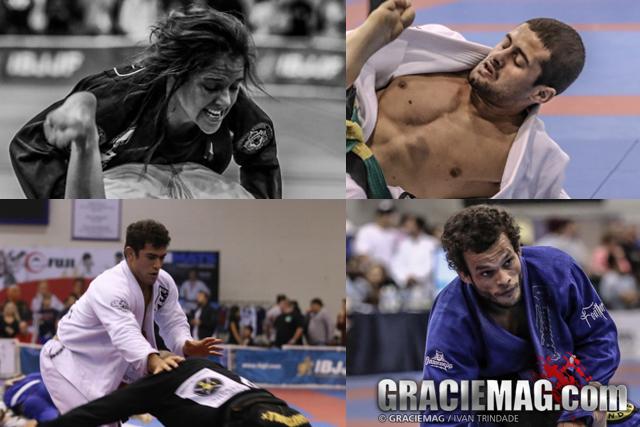 2015 NY BJJ PRO: Terra, Sousa, Tinoco, Black take home black belt gold; other results
