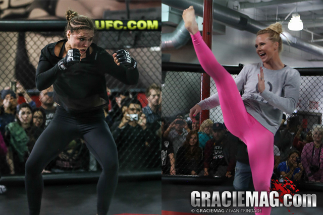 UFC 193: analysts explain why Holly Holm dominated Ronda Rousey