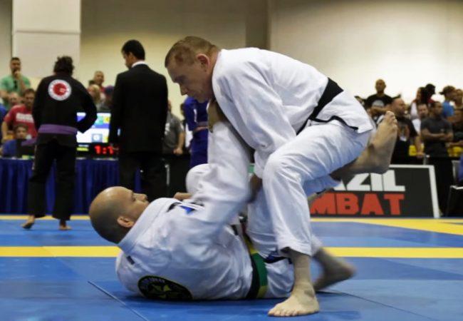 Vídeo: A luta de Xande Ribeiro e o faixa-preta cego no Mundial de Masters